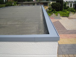 Nos garages en b ton abr industrie - Garage toit plat beton ...